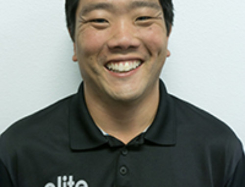 Ryan Yamada, Physical Therapist