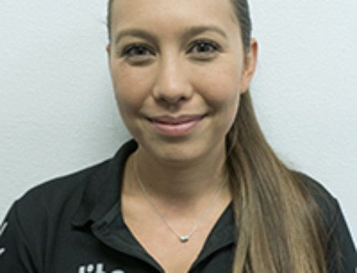 Taryn Moshiri, Physical Therapist