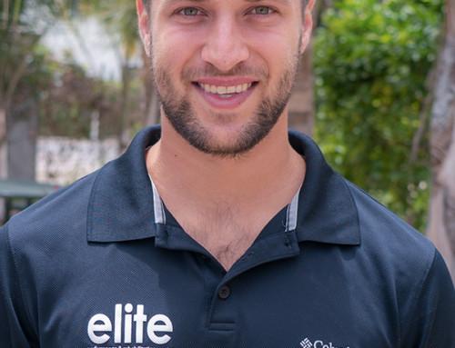 Zach Finer, Physical Therapist